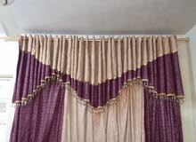 Baghdad –Used Curtains available for immediate sale