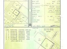 ارض سكنية الحيل الجنوبية مباشرة من المالك/من دون رسوم مكاتب العقارات