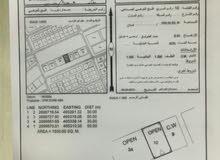 أرض صناعية في صحار  فلج العوهي القديمة للايجار