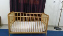 Very Good Condition Baby Bed For Only 250 QR