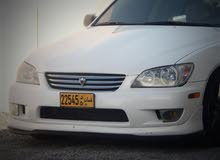 Lexus IS 2003 For sale - White color