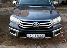 Toyota Hilux 2017 for sale in Irbid