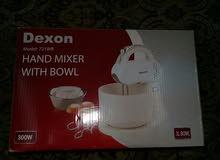 عجانة نوعية ديكسون DEXON