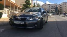 Automatic Grey Lexus 2013 for sale