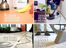 تنظيف تلميع مكافحة أفات جلي أرضيات - جدد بيتك من شركة واحدة