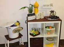 كوفي كونر، ركن قهوة، عربة قهوة، ترولي ، Coffee corner, coffee station, snack station/ bar, trolley