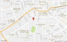 دوار المنتزه قرب مركز المنتزه الطبى القديم امام المكتبه العربيه
