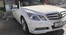 مرسيدس بنز E250 2012