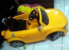 سياره اطفال مع ريموت