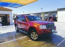Jeep Limited 4X4 HEMI 57   جيب قراند شيروكي ( الشيخ زايد )