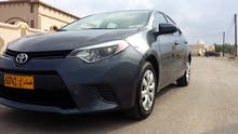 Toyota Corolla car for sale 2015 in Barka city