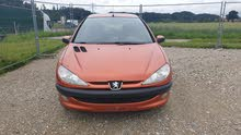 Gasoline Fuel/Power   Peugeot 206 2003