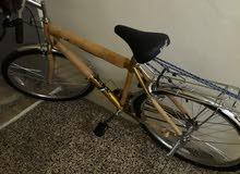 دراجة هوائية جديده