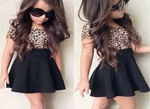 فستان بنات من عمر 3-4-5 سنوات
