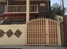 دار طابقين دبل فاليوم بناء حديث للايجار في بابل