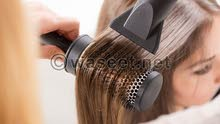We are looking for talented girl to work as - hair stylist, hairdresser
