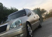 For sale Lexus LS car in Al Ain