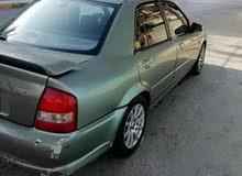 سياره مازدا 323 2001