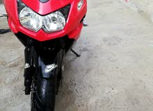 Buy a Kawasaki motorbike made in 2013