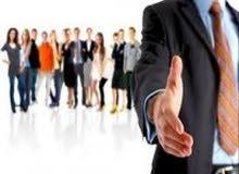 مطلوب موظف تسويق لمركز تدريب لغات