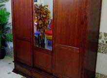 بيع أثات منزلي بلجملة وتجزءة صنع محلي بلخشب أحمر نوعية جيدة يوجد عدة مقاسات وعدة