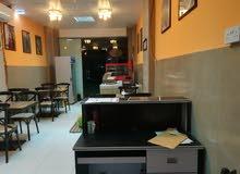 مقهي للبيع كامل او اغراض فقط في المعبيله