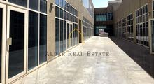 Commercial Spaces located in a brand new commercial complex in Al Rai