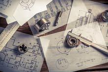 تصميم مشاريع تخرج مجسمات 3d و2d وتتعليم برامج هندسيهautocad ;solidworks