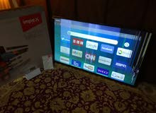 شاشه impex 55 smart ultra HD