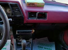 Automatic White Nissan 1984 for sale