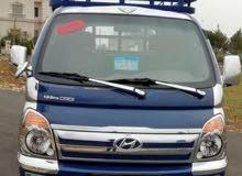 Diesel Fuel/Power car for rent - Hyundai Porter 2012