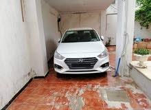 Automatic White Hyundai 2018 for sale