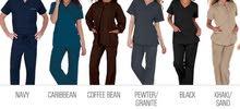 بيع وتفصيل ملابس للمرضين