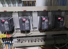 صيانة جميع انواع المكاين الصناعية والمعدات الثقيلة