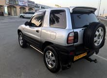 Toyota RAV 4 1997 For sale - Silver color