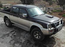 Used condition Mitsubishi Pickup 2006 with 1 - 9,999 km mileage