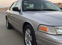 Gasoline Fuel/Power   Ford Crown Victoria 2011