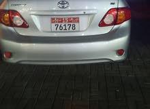 Toyota Corolla - Al Ain