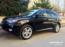 Automatic Black Lexus 2012 for sale