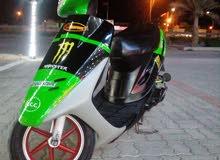 Izki - Honda motorbike made in 2008 for sale
