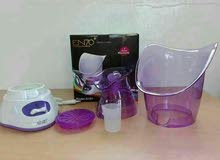 جهاز بخار الوجه   اليوم جبنالكم جهاز بخار للوجة من شركة انزو #enzo