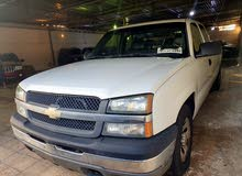 White Chevrolet Silverado 2006 for sale