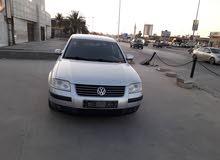 Gasoline Fuel/Power   Volkswagen Passat 2003
