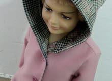 معطف بنات صغيرات