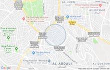 شقة فارغة للايجار - جبل الحسين دوار عكا