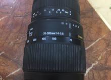 زوب سكما (70-300) سعر 150 الف