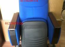 كرسي قاعه سينما او محاضرات او مسرح