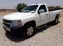 White Chevrolet Silverado 2008 for sale