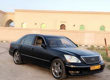 Gasoline Fuel/Power   Lexus LS 2004