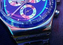 ساعة سواتش سويس أوريجين في موديل 2018 في حالة جيدة للبيع مرحبا بالجميع
